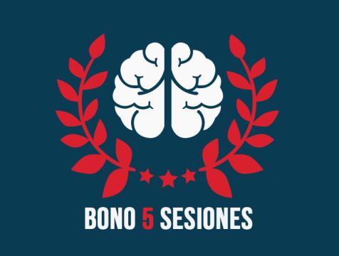 Bono de 5 sesiones