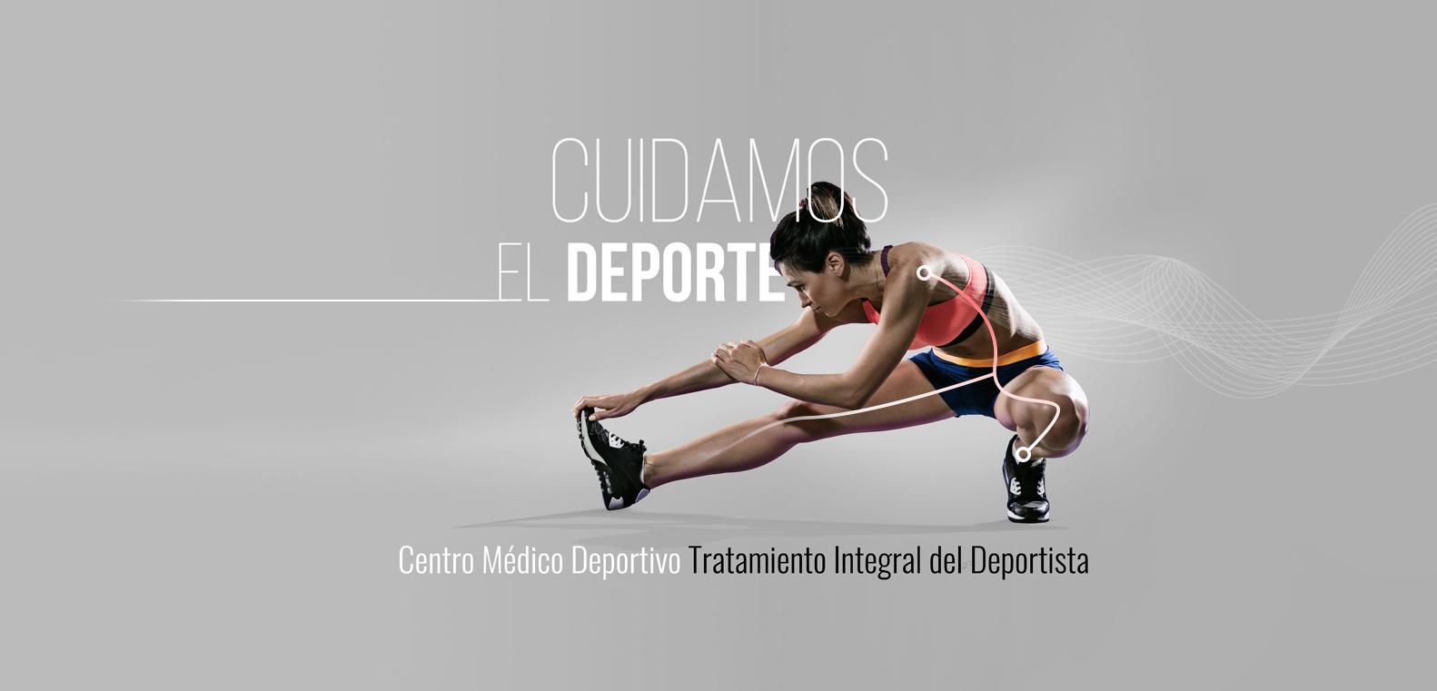 Cuidamos el deporte