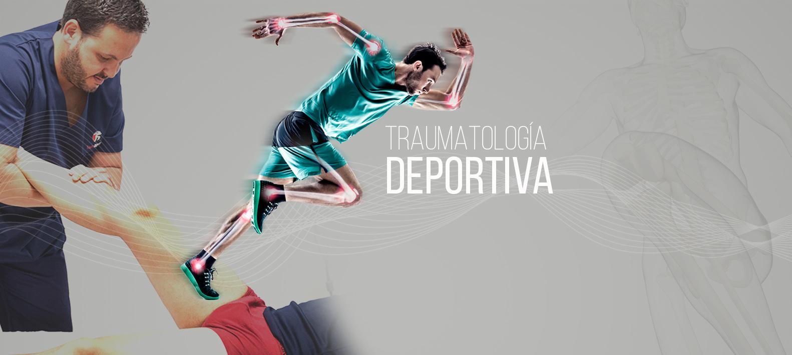 Traumatología Deportiva