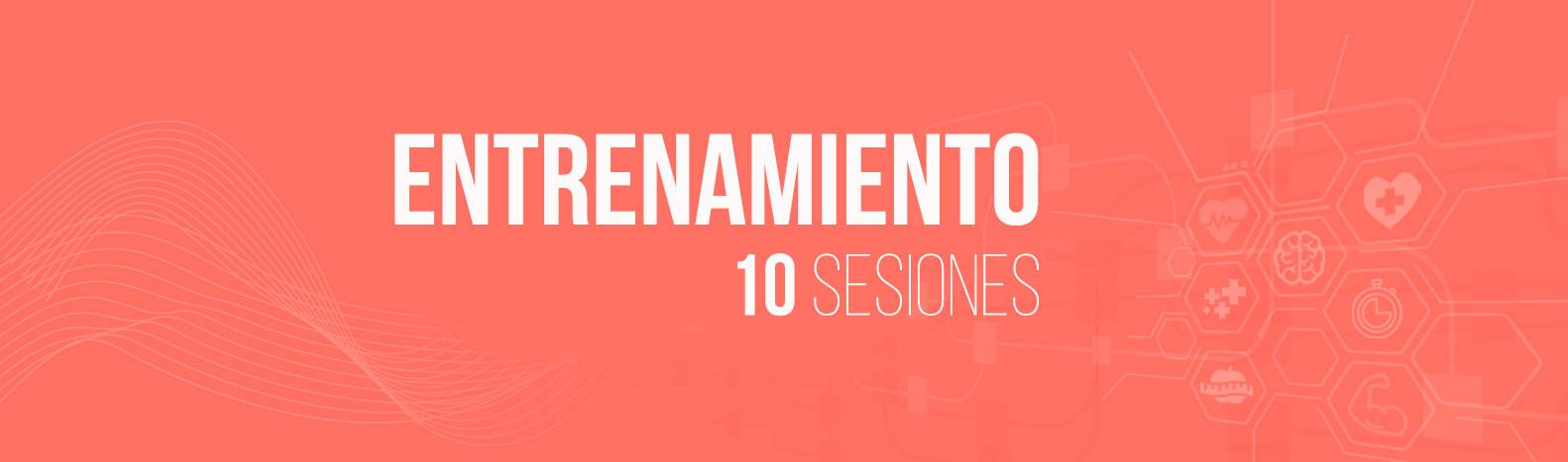 Bono 10 sesiones Entrenamiento