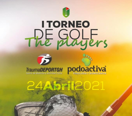 """I torneo de GOLF """"The players"""""""