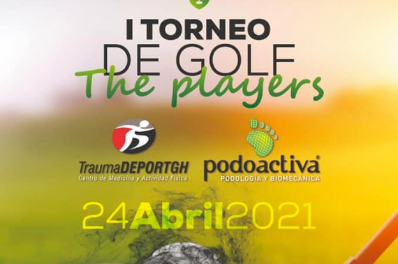 "I torneo de GOLF ""The players"""